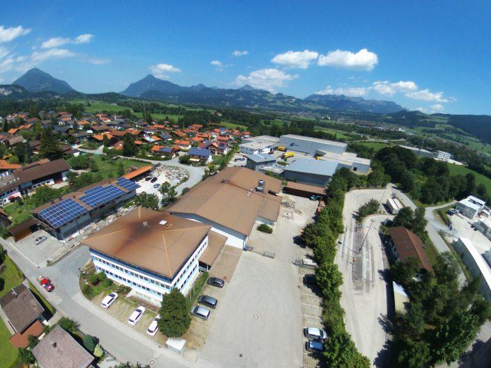 Luftaufnahme unseres Standortes in Kiefersfelden - 17