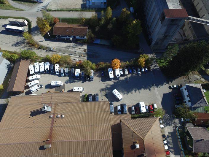 Luftaufnahme unseres Standortes in Kiefersfelden - 7