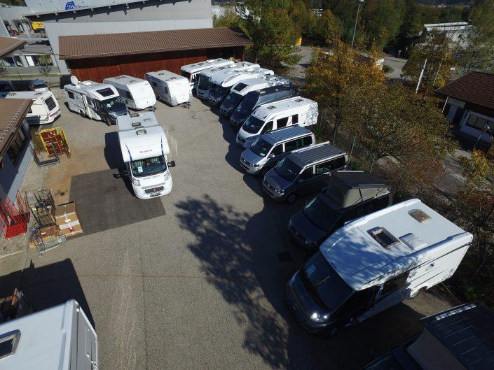 Luftaufnahme unseres Standortes in Kiefersfelden - 3